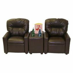 Dozydotes 2-Seat Theater Recliner