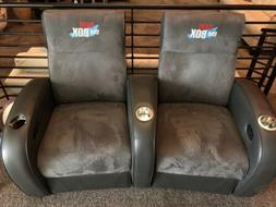 4 'Beat the Box' reclining chairs - From Popstar Mansion