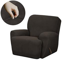 MAYTEX Reeves Stretch 4 - Piece Recliner Arm Chair Furniture