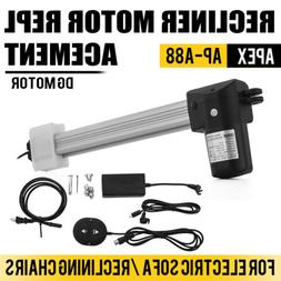 APEX AP-A88 RECLINER DC MOTOR REPLACEMENT SWITCH KIT ELECTRI