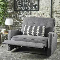 Calliope Fabric 2-Seat Recliner Club Chair by Christopher  O