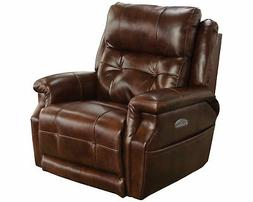 Catnapper Kepley Power Lay Flat Recliner w/Extended Ottoman