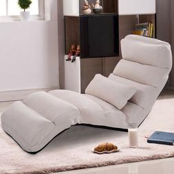 Chaise Lounge Chair Recliner Convertible Sleeper Sofa Gaming