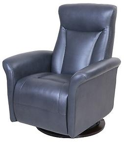 Barcalounger Chase 74-8034 Swivel Power Recliner Lounger Cha