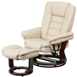 Flash Furniture Contemporary Multi-Position Recliner with Ho