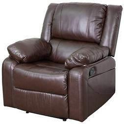 Flash Furniture Contemporary Recliners With Brown Finish BT-