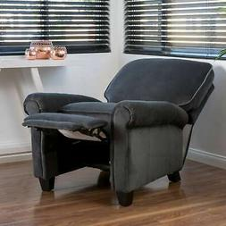 Dallon Fabric Recliner Club Chair by Christopher Knight Home