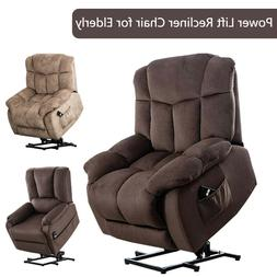 Electric Power LIft Recliner Chair for ❤️Elderly Wide Pa