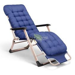 Folding Office Nap Bed Portable Adjustable Chair Breathable