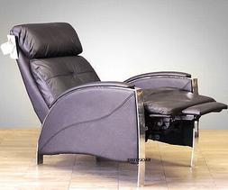 Barcalounger Horizon II Genuine Leather Recliner Lounger Cha
