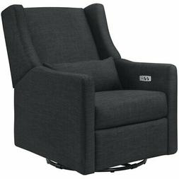 Kiwi Electronic Recliner and Swivel Glider with USB Port, Co