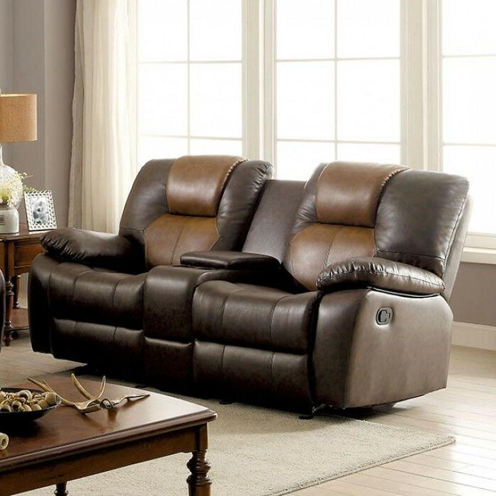 Set Recliners Relax Sofa Loveseat Console Chair