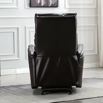 Air Leather Chair Seat Reclining