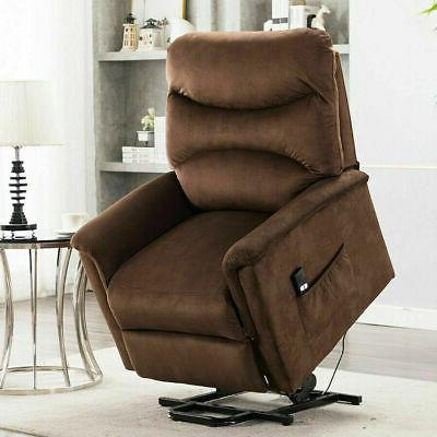 ELECTRIC POWER LIFT RECLINER FOR ELDERLY ARMCHAIR