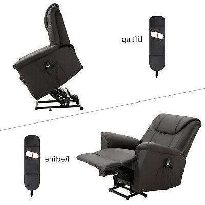 Electric Power Recliner Chair Stand Control