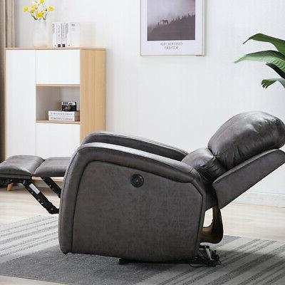 ELECTRIC POWER RECLINER CHAIR SOFA WITH