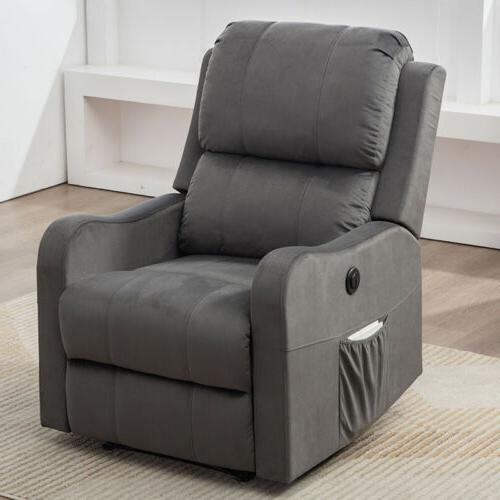 Electric Modern Armchair With