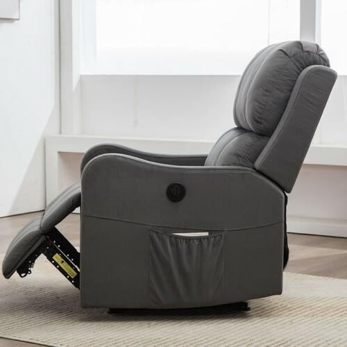 Electric Chair Modern With USB port