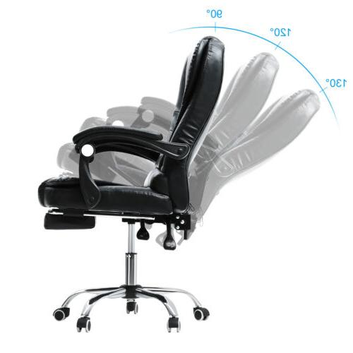 Executive Chair Reclining Office Chair Desk