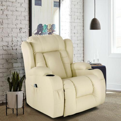 Extra Massage Chair Heated Vibrate