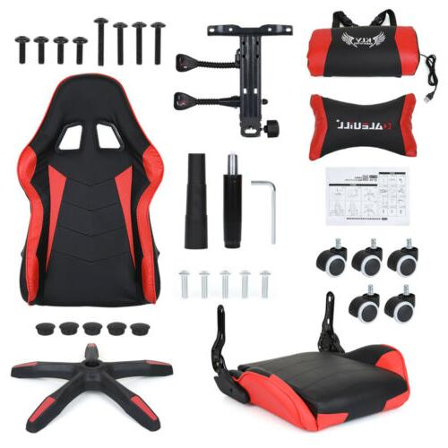 Gaming Chair Racing Recliner Office Seat