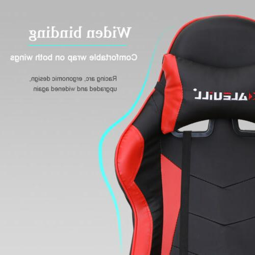 Gaming Chair Recliner Office Computer Seat Swivel