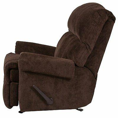 Flash Kelly Fabric Recliners