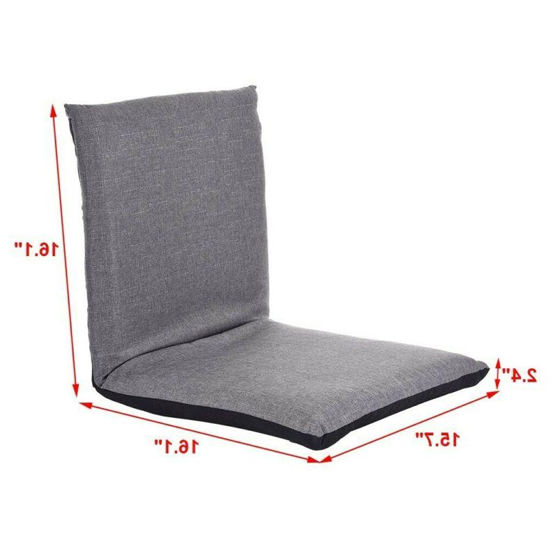Folding Chair Lounger Home Seat Recliner