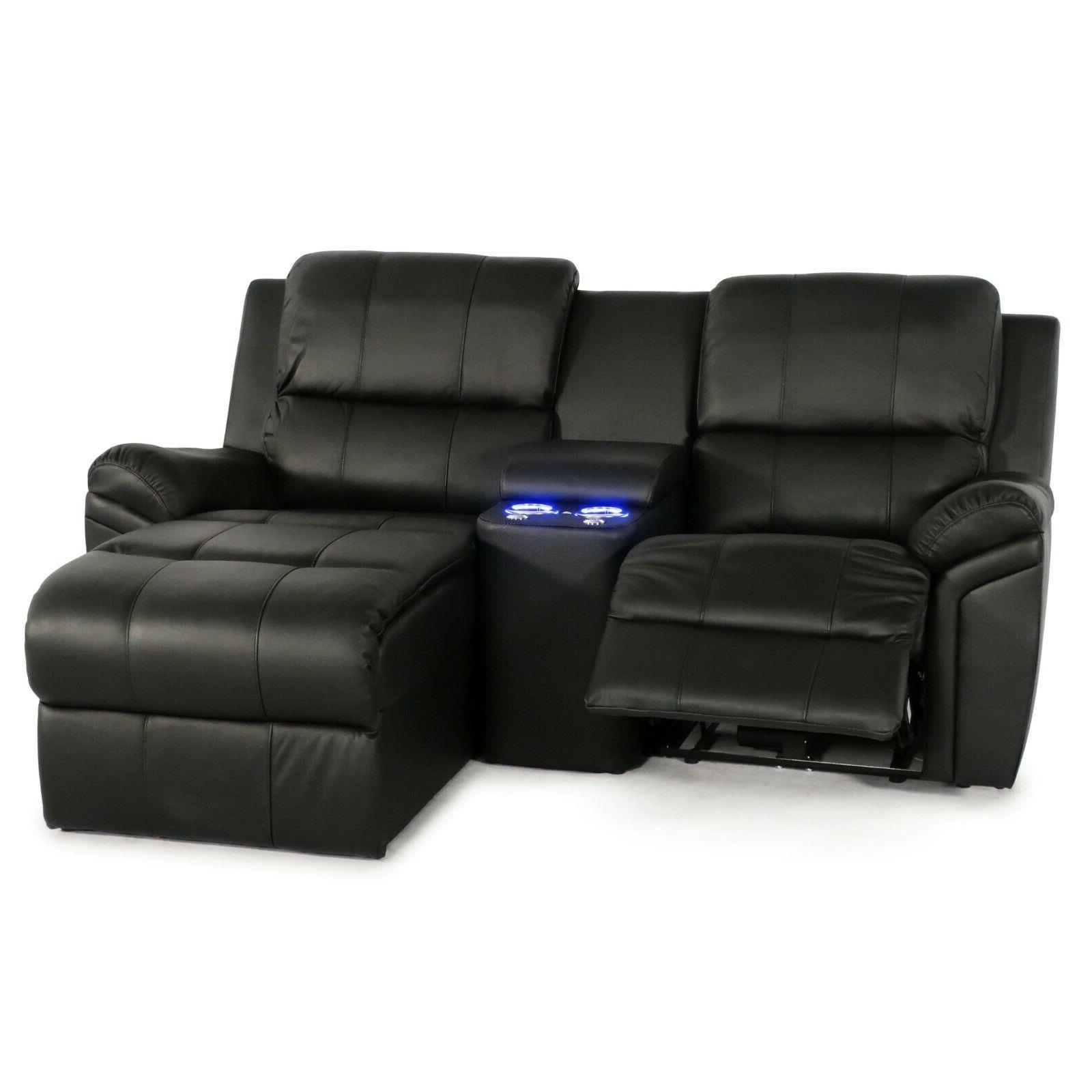 Seatcraft Leather Black Home