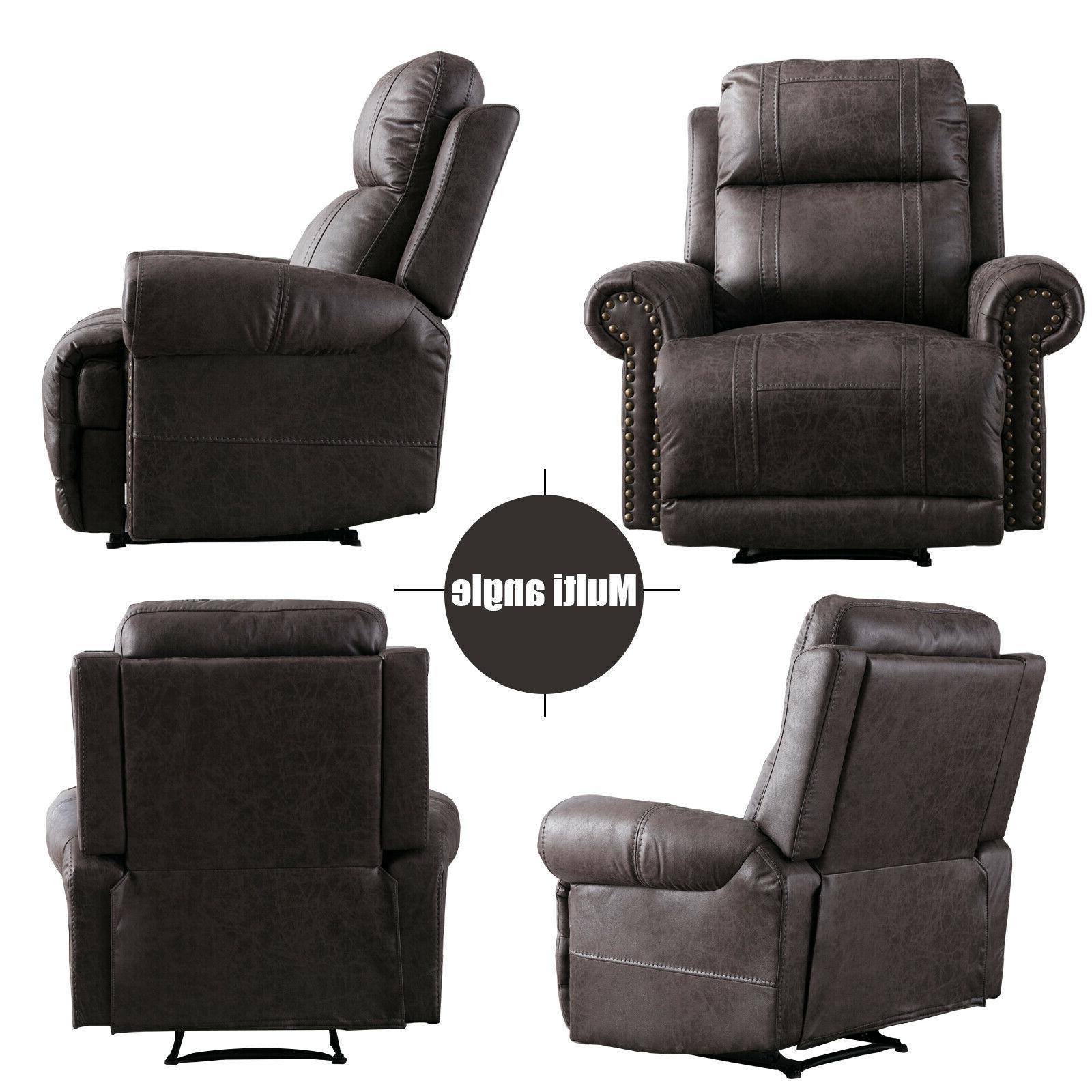 Manual Leather Chair Nails Decor Living