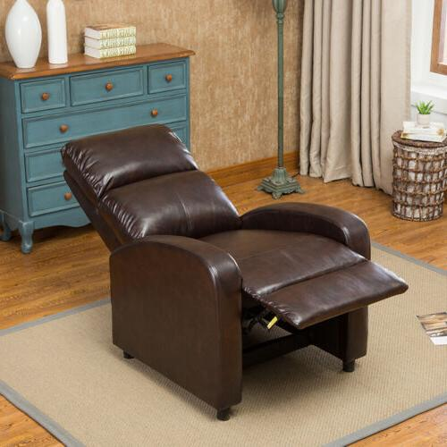 Manual Recliner Sofa Living