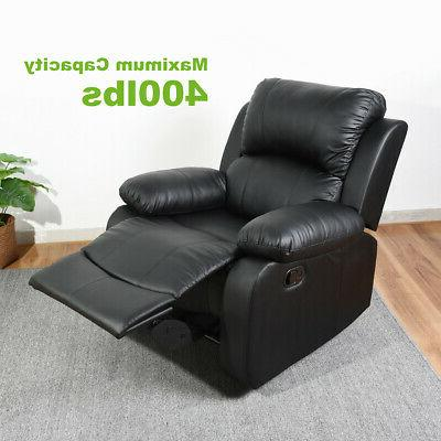 Modern Leather Single Couch Zero Flat