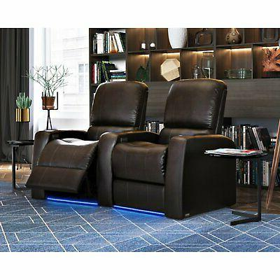 Octane Seater Curved Home Seating