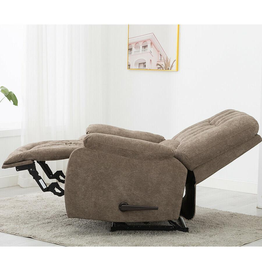 Oversized Microfiber Chair Pull Maual