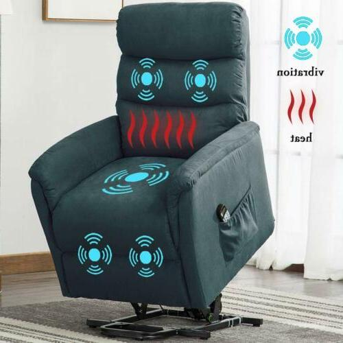 Power Electric Heated Lounge Seat US