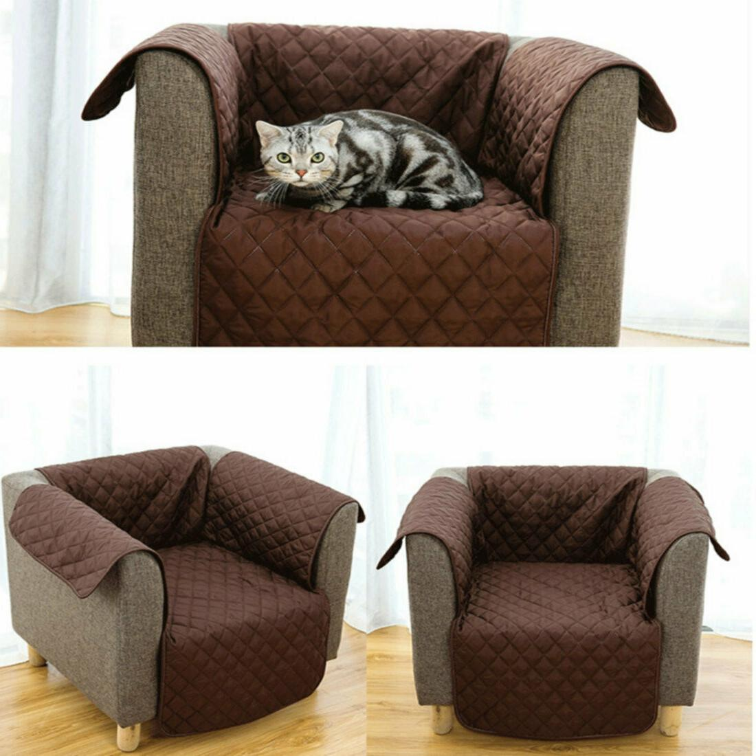 Recliner Cover Sofa Anti Slip Chair for Dog