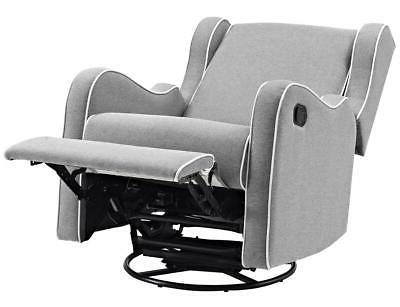 Rocking Chair Gliding Recliner Baby Seat Home Nursery
