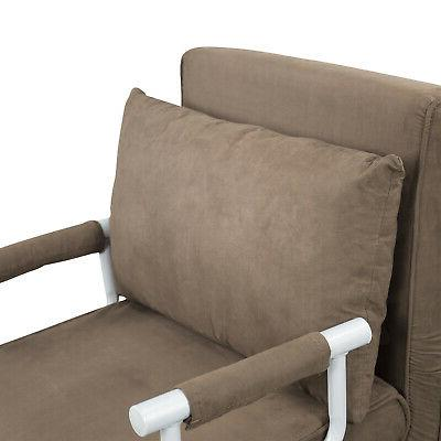 Sofa Bed Convertible Couch Recliner Sleeper Folding