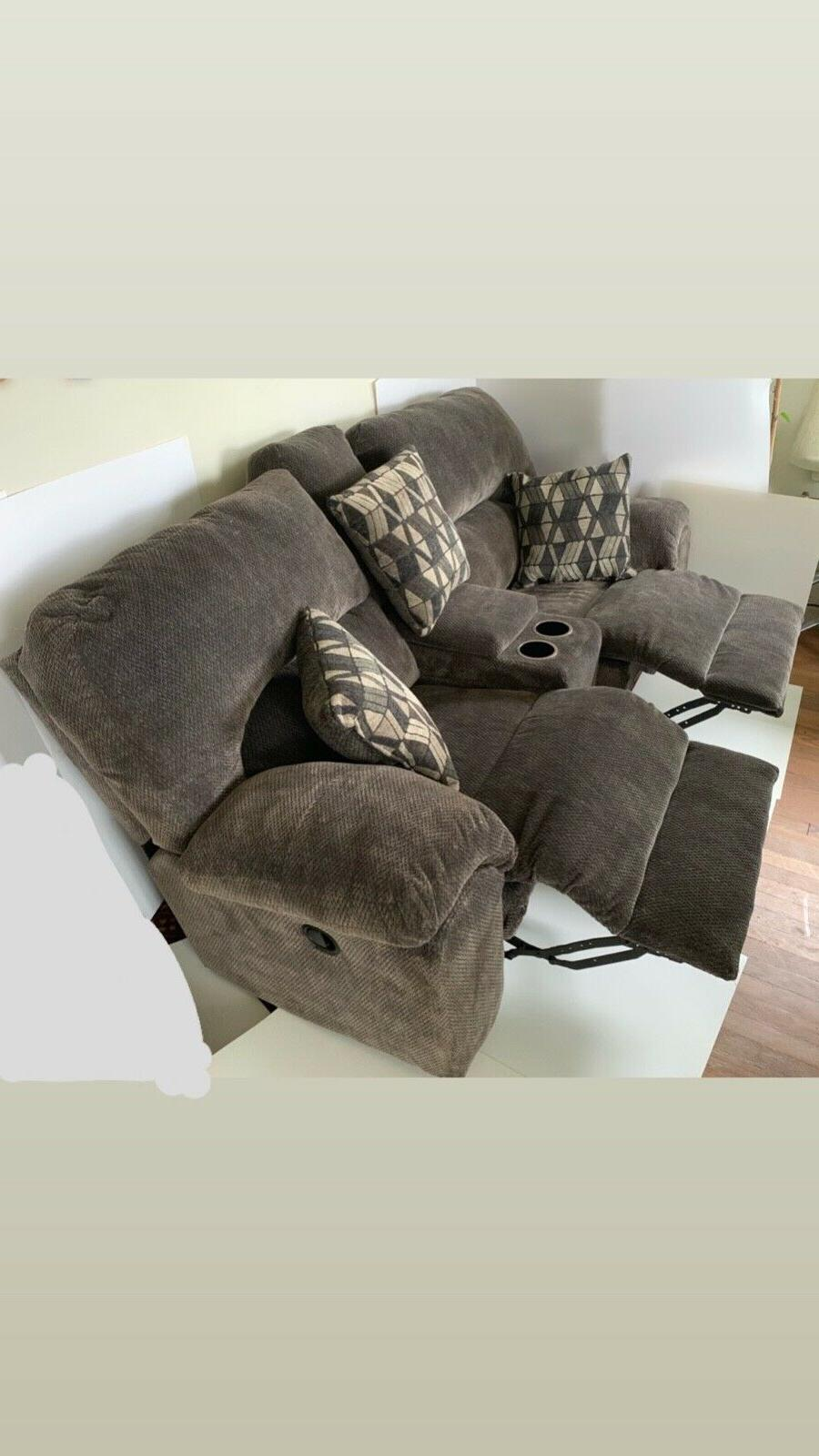 Super Motion sofa/recliner from Delivery