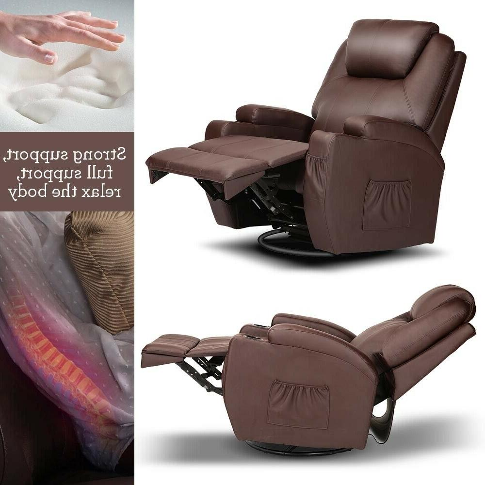 Electric Massage Recliner Heated Sofa