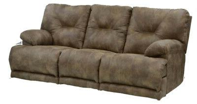 Catnapper - Voyager Lay Flat Reclining Sofa with 3x Recliner