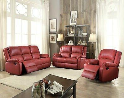 zuriel reclining sofa and loveseat living room