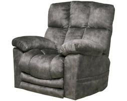 Catnapper - Lofton Power Lift Recliner in Grey Stone - 4867-