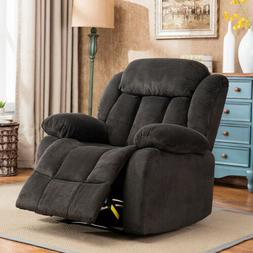 Electric Lift Recliner Chair Velvet Fabric Sturdy Frame Padd