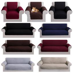 New Anti-Slip Reversible Recliner Sofa Couch Cover Chair Mat