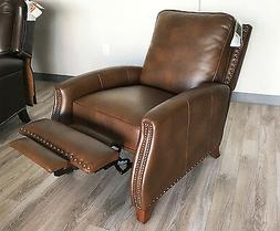 New Barcalounger Melrose Recliner Chair Bristol Chocolate Le
