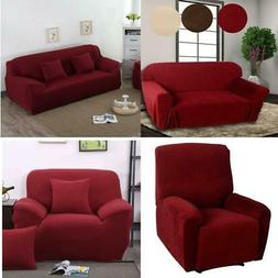 New Stretch Furniture Slipcover Choose from Chair Sofa Loves