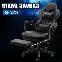 Office Gaming Chair Recliner Racing High-Back Ergonomic Comp