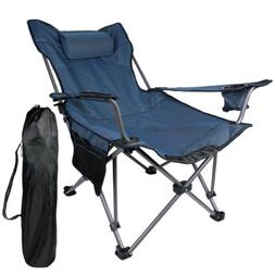 Portable Folding Picnic Chair Beach Camping Collapsible Outd