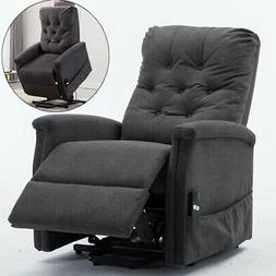 Power Lift Recliner Chair Electric Sofa with Remote Control